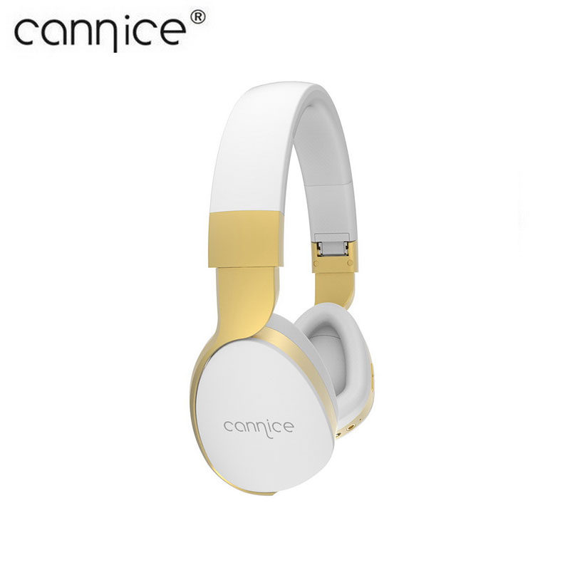 Cannice H3 HIFI Wireless Stereo Music Headphone Noice Cancelling Bluetooth Headset With Micphone For Moblie phone apple Iphone(China (Mainland))