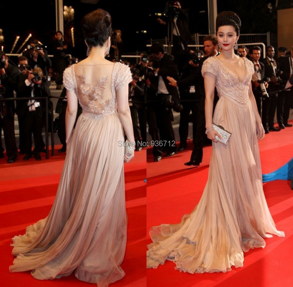 Fan Bingbing Red Carpet Dresses