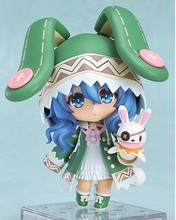 anime Cute Nendoroid 4″ Date A Live Yoshino PVC Action Figure Collection Model baby Toys brinquedos Free Shipping KA0115