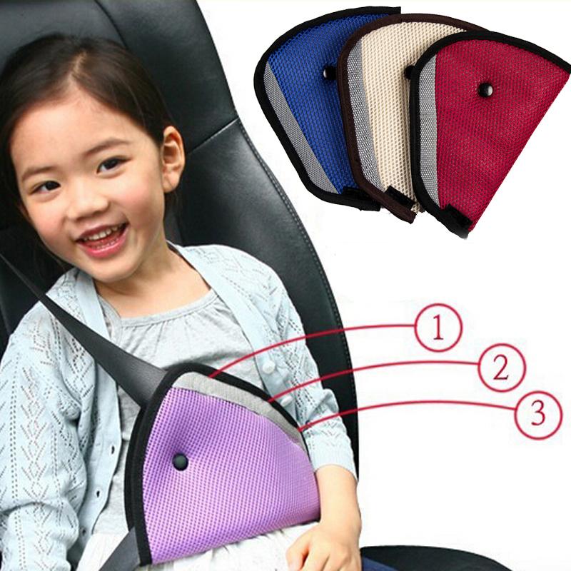 breathable car safe fit seat belt adjuster car safety belt adjust device baby child protector. Black Bedroom Furniture Sets. Home Design Ideas