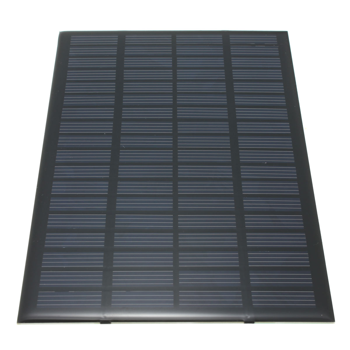 Hot Sale 18V 2.5W Polycrystalline Stored Energy Power Solar Panel Module System Solar Cells Charger 19.4x12x0.3cm(China (Mainland))