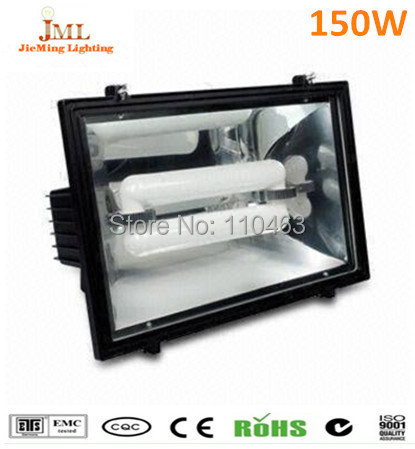 floodlight 80w 100W 120w 150w 200w outdoor lights induction lamp tunnel Light 2700k~6500k,IP65 5 years warranty(China (Mainland))