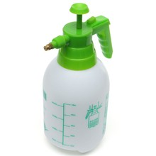 2000ML Chemical Sprayer Portable Pressure Horticulture Forestry Home Garden PlantTree Flower Watering Spray Bottle(China (Mainland))