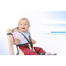 1 pc Backpack Child Carry Bag Seat Belt Bag Baby Chair Belt Baby Wrap Sling Hip Seat Children seat(China (Mainland))