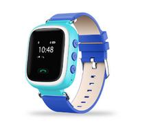 Kids Smart Phone Watch Children Kid Wristwatch GSM GPRS GPS Locator Tracker Anti-Lost Smartwatch Child Guard for iOS Android