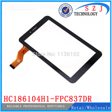 New 7″ inch HC186104H1-FPC837DR Tablet Touch Screen Panel HC186104H1 FPC837DR digitizer Glass Sensor Replacement Free Shipping