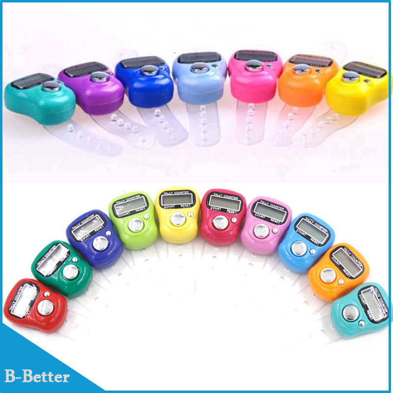 Digital Electronic Muslim Finger Ring Tally Counter