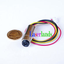 INDUSTRIAL LAB Focusable 980nm 30mW Infrared IR Laser DOT Diode Module w/TTL(China (Mainland))