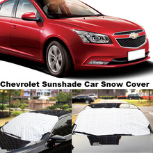 For Chevrolet Cruze Window Sunshade Snow Covers SUV & Ordinary Car Sun Shade Reflective Foil Car Windshield Snow Blocked Anti-UV(China (Mainland))