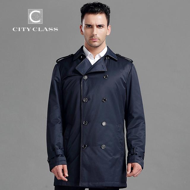 CITY CLASS 2015 новая весна осень мужская куртка кэжуал мода тонкий отложным воротником синтепон сьемная подкладка плащ бесплатная доставка 15047