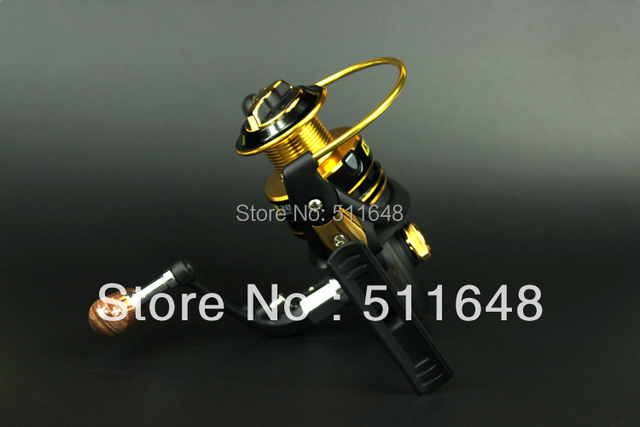 KB3000 12BB FISHING REEL SPINNING REEL 5.3:1 drop shipping