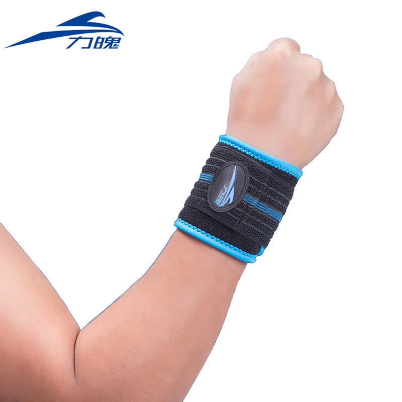 Tourmaline Self-heating Magnetic Therapy Wrist Brace Band Relief Pain Elastic Breathable Wrist Support Brace Posture Corrector(China (Mainland))
