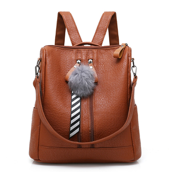 Women's Fashion Backpack Popular  Star Bag Celebrity Style New backpack for women