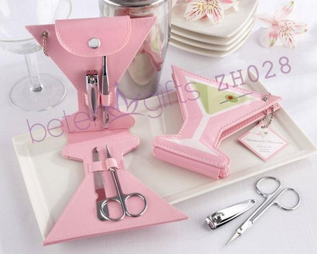 produto Free Shipping 16set Baby Pink Girls Night Out Essentials Pink Martini Manicure Set ZH028 https://plus.google.com/+Beterwedding