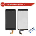 For Huawei Honor 7 LCD Display with Touch Screen Digitizer Assembly tools Free shipping
