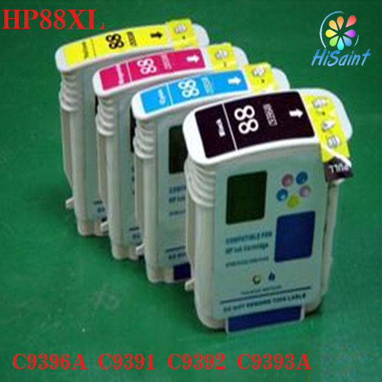 ink cartridge compatible HP 88xl for HP K550 K550dtn K550dtwm K5400dn K8600 L7580 L7590(China (Mainland))