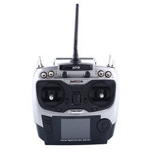 Radiolink At9 2.4ghz 9ch Remote Control Transmitter R9D for RC Helicopter Hobby Channel Free Shipping