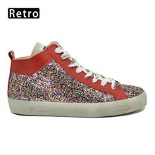 Chaussures D'animaux Multicolores Pour L'été Pour Les Femmes v180BKHz