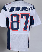 Cheap Color Rush 11 Julian Edelman 12 Tom Brady 87 Rob Gronkowski 10 Jimmy Garoppolo Blue Red White Embroidery Free Shipping(China (Mainland))