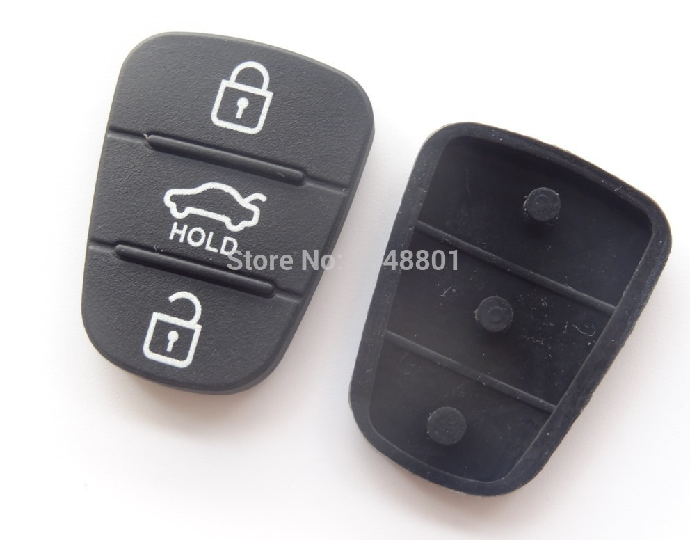 Buy 2 Buttons 3 Buttons Replacement Flip Remote Key Shell