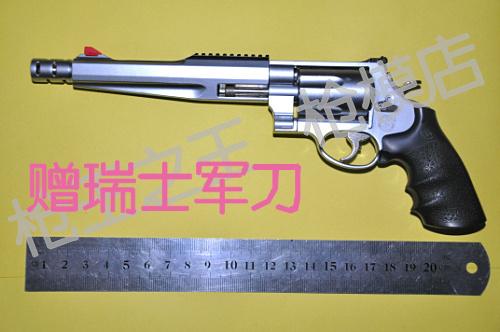 1: 2.05 Smi M500 revolver model,full metal removable non-emission,gun model,  -  GreatMallChina,Ltd store