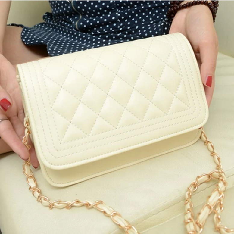 Candy Color Crossbody Shoulder Women Messenger Bags Ladie PU Leather Handbag Bolsa Feminina Bolsas Bolsos Mujer Sac A Main Femme(China (Mainland))