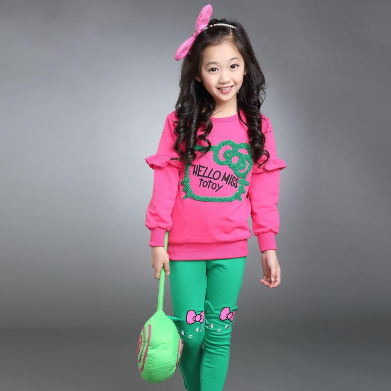 Одежда Для Девочек 9 Лет