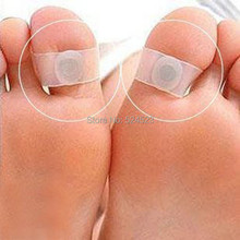 6Pair Silicone Magnetic Foot Massage Toe Ring Durable Keep Fit Slimming Health Tool