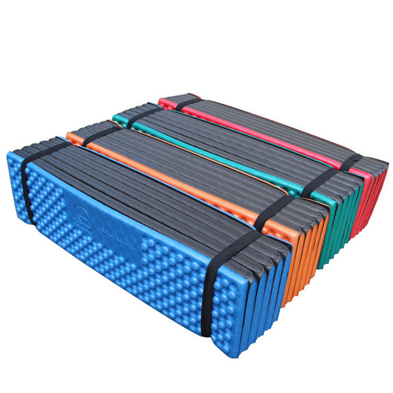 Outdoor Camping Tent Sleeping Pad Egg Crate Foam Picnic