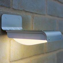 16 LED Solar Garden Lamp Waterproof Outdoor Light Optical And Motion Sensor Wall Mount Lighting Luz Lampara(China (Mainland))