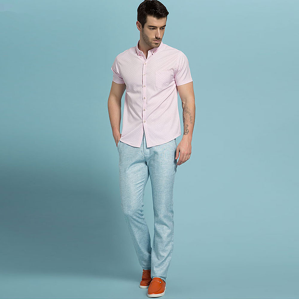 What To Wear With Linen Pants Men - White Pants 2016