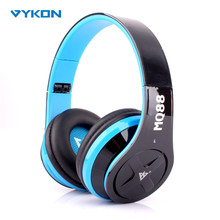 New Arrival Headband Headset with Mic VYKON MQ88 Best Wired Stereo Headphones For iPhone/Samsung MP3 Music Earphones Oreillette