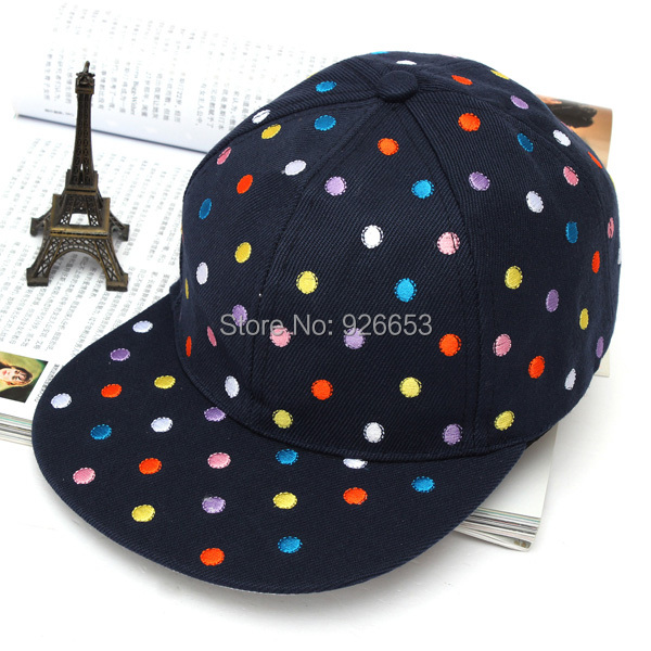 New 2015 Spring And Summer Baby Infant Boy Girl Lovely Adjustable Baseball Cap Kids Snapback Hip-Hop Hats 1-6 Years Sun Hat(China (Mainland))