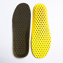 Orthotic Arch Support Shoe Pad Sport Running Breathable Insoles Insert Cushion for Men Women HSF03(China (Mainland))