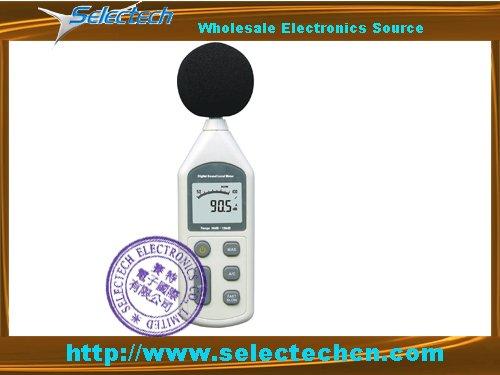 Economic Shipping Digital Sound level meter SE-1358<br><br>Aliexpress