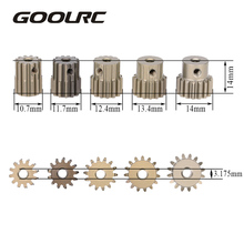 High Quality GoolRC 32DP 3.175mm 12T 13T 14T 15T 16T Pinion Motor Gear Set for 1/10 RC Car Brushed Brushless Motor(China (Mainland))
