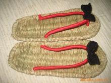 Supply handmade sandals slippers hemp shoes sandals wholesale fashion sandals natural sandals