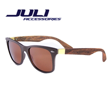 Bamboo Sunglasses Men Wood sunglasses Oculos De Sol Masculino Wooden Sunglasses Women Brand Designer Gafas De Sol 4195 wood
