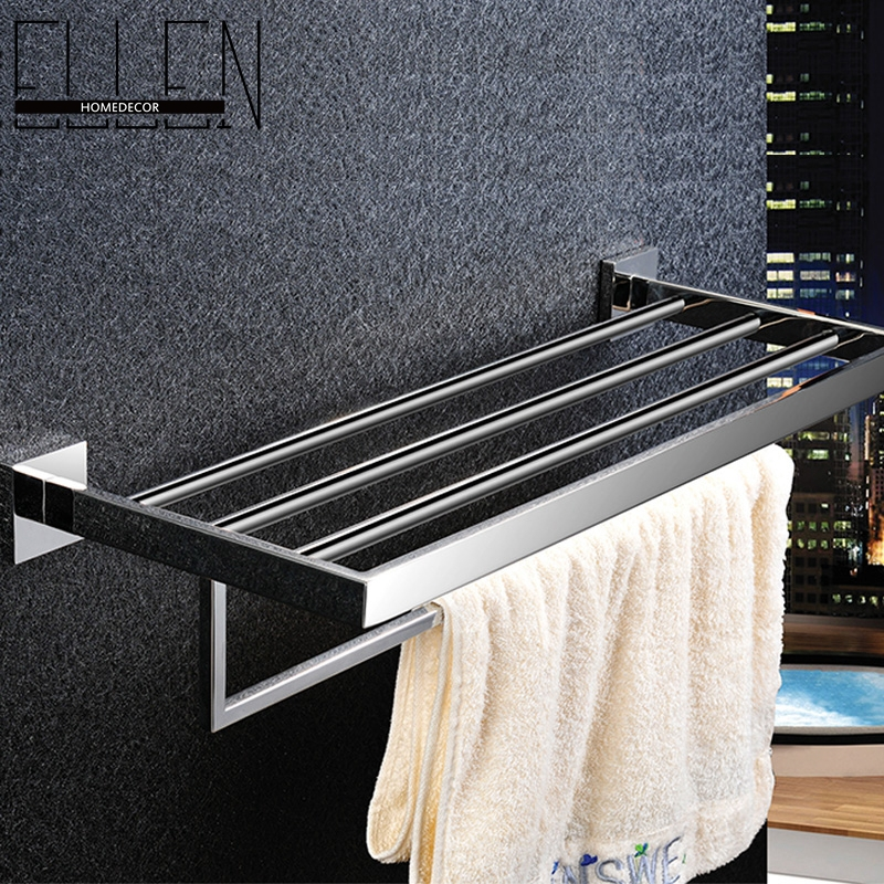 Bathroom Towel Shelves Wall Mounted With New Creativity In Uk ...