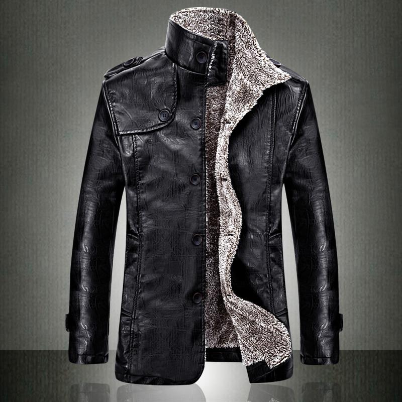 Men Designer Leather Jackets - Jacket