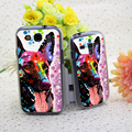 German Shepherd Hard Transparent Cover Case for Samsung Galaxy S3 S3 Mini S4 S4 Mini S5