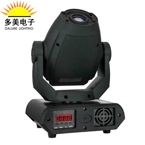 Promotion Price Professional 60W LED Moving Head Spot Gobo Projector Light Wedding Event DJ Lighting(China (Mainland))