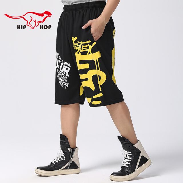 2016 модный бренд летом хип-хоп плюс размер повседневная спорт тренажерный зал jogger ...