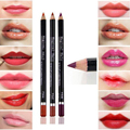 Cosmetic Lip Liner Lipliner Pen Pencil Fashion Makeup Waterproof Hot