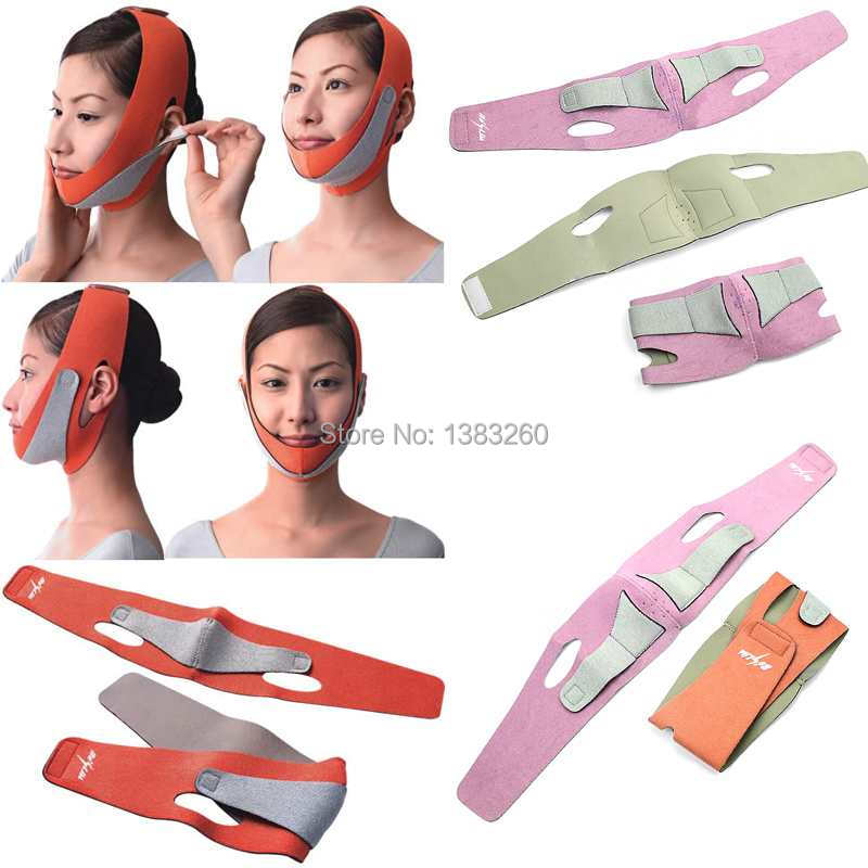 Health Care Thin Face Mask Slimming Facial Thin Masseter Double Chin Skin Care Thin Face Bandage