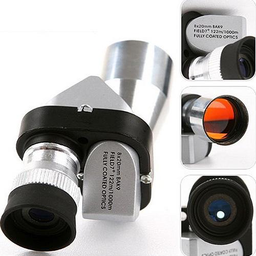 Hot Slae Portable 15x32MM Corner HD Monocular Telescope Outdoor Travel Birding Viewfinder Hiking Hunting Camping Sports