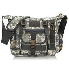 Hot sale outdoors casual military tactical style ACU CP camouflage army green bag hiking travelling sport