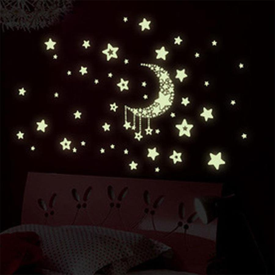 Star Bedroom Decor Online Get Cheap Bedside Wall Aliexpresscom Alibaba Group
