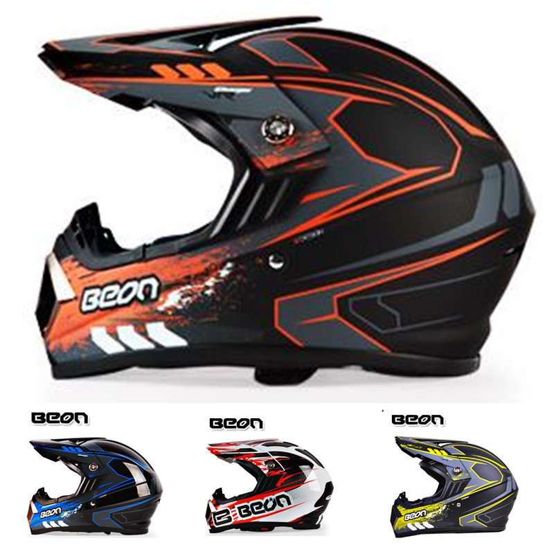 Free shipping beon top quality cross helmet male women for Best helmet for motor scooter