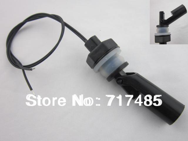 200pcs/lot P.P Black Liquid Water Level Sensor  Float Switch NO NC<br><br>Aliexpress